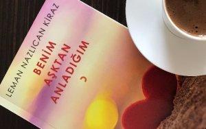 Genç Yazar Leman Nazlıcan Kiraz'ın Kitabı