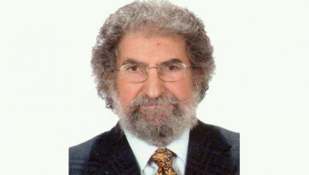 Prof. Dr. Hasan Anamur vefat etti.
