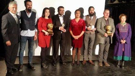 Aydın Üstüntaş Tiyatro Oyun Yarışması Ödül Gecesi Yapıldı...