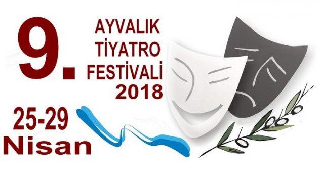 Ayvalık Tiyatro festivali Başvuruları başladı.