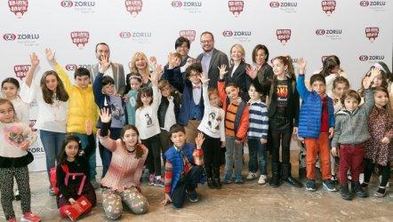 Zorlu Holding'den çocuklara özel yaratıcı yazarlık eğitimi