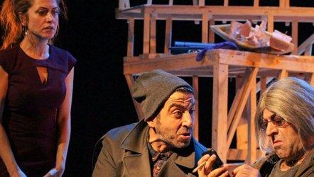 İntiharın Genel Provası  - Tiyatro Adam