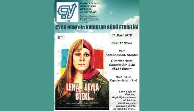 Bakırköy Belediye Tiyatroları Almanya Yolcusu