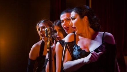 27 Mart Dünya Tiyatro gününde  BBT 'den Müzikli Zaman Matinesi…