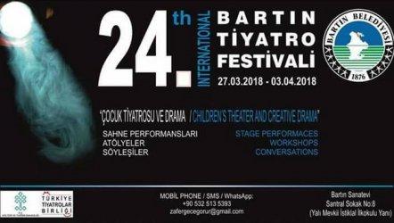 24. Uluslararası Bartın Tiyatro Festivali
