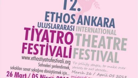 12. Ethos Ankara Uluslararası Tiyatro Festivali