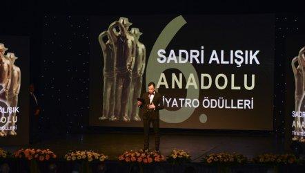 Sadri Alışık Ödüllerinde  Geri Sayım Başladı