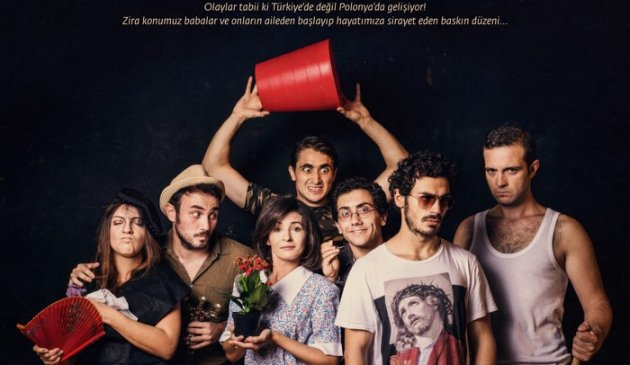 Kadıköy Emek Sahnesinde Nisan Ayında...