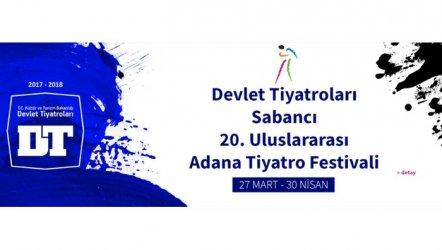 Sabancı Uluslararası Adana Tiyatro  Festivali 2018