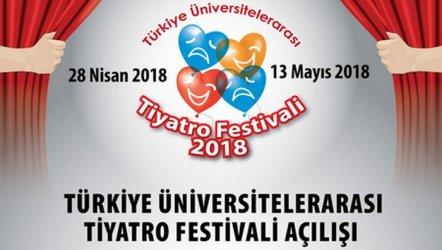 Kartal Belediyesi Maltepe Üniversitesi Türkiye Üniversitelerarası Tiyatro Festivali 2018