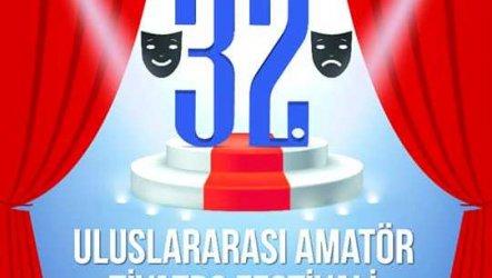 Denizli 32. Uluslararası Amatör Tiyatro Festivali Başlıyor