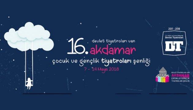 Van Akdamar Çocuk ve Gençlik Tiyatroları Şenliği 2018