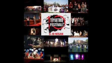Pamukkale Üniversitesi Tiyatro Topluluğu 10. Tiyatro Festivalini gerçekleştirdi.