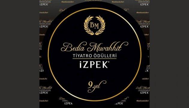 İzpek Bedia Muvahhit  Tiyatro Ödülleri Verildi