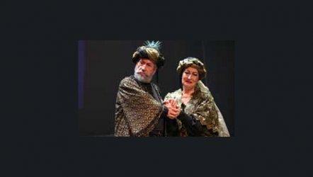 Leyla İle Mecnun - İstanbul Şehir Tiyatrosu