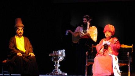 Derviş ve Ölüm - Kocaeli Şehir Tiyatrosu