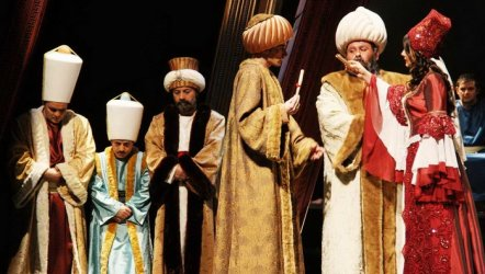 Deli İbrahim - Bursa Şehir Tiyatrosu
