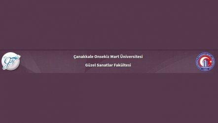 Çanakkale Onsekiz Mart Üniversitesi Güzel Sanatlar Fakültesi Sahne ve Görüntü Sanatları Bölümü