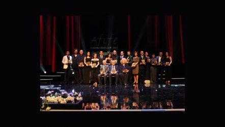 16. Afife Tiyatro Ödülleri - 2012
