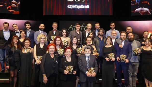 20. Afife Tiyatro Ödülleri - 2016