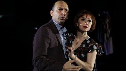 İstanbul Şehir Tiyatrosunda Bu Hafta  (3-6 Ekim 2018)