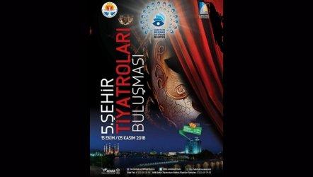 Adana 5. Şehir Tiyatroları Buluşması Başlıyor