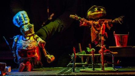 21. Uluslararası İstanbul Kukla Festivali 24 Ekimde seyiriciyle buluşacak.