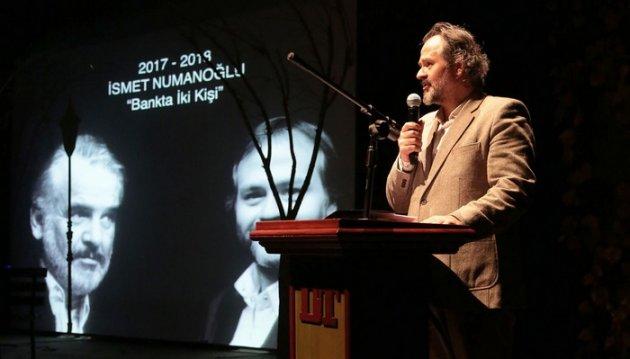 Baykal Saran Tiyatro Ödülü İsmet Numanoğlu'nun oldu