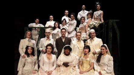 İstanbul Şehir Tiyatrosunda Bu Hafta  (02-06 Ocak 2019)