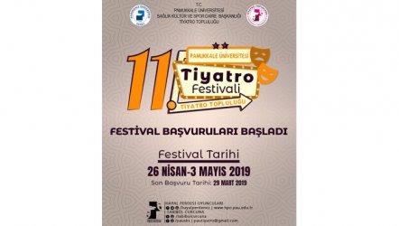 11. TİYATRO FESTİVALİ BAŞVURULARI BAŞLADI!