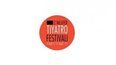 Nilüfer Tiyatro Festivali 7. kez perde diyor.
