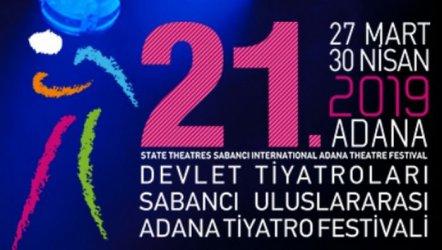 21. Devlet Tiyatroları Sabancı Uluslararası Tiyatro Festivali programı belli oldu.