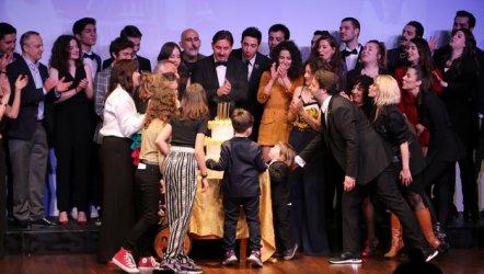 12. Savaş Dinçel Tiyatro Ödülleri Verildi