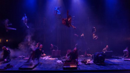 İstanbul Devlet Tiyatrosunda Bu Hafta  16 - 21 Nisan 2019 )
