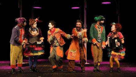 Devlet Tiyatroları - Sabancı Uluslararası Adana Tiyatro Festivali  Dördüncü Haftasında...