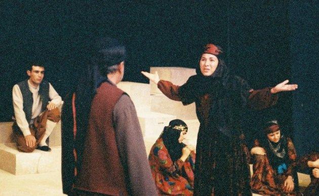 Mahmud İle Yezida
