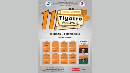 11. Tiyatro Festivali Geliyor.