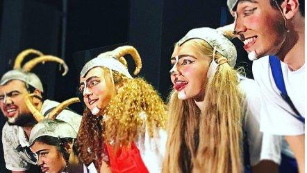 Tiyatro Keyfi sezonu Sibiu Uluslararası Tiyatro Festivali'nde kapatıyor!