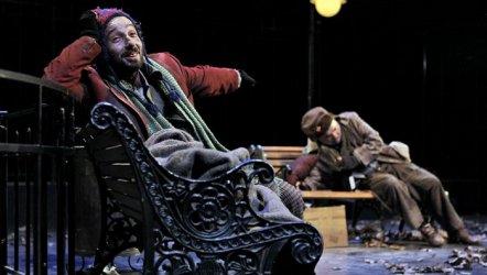 Anita'nın Aşkı Veya Antigone Newyork'ta - İstanbul Devlet Tiyatrosu