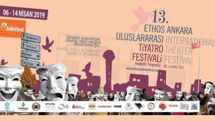 ETHOS ULUSLARARASI ANKARA TİYATRO FESTİVALİ