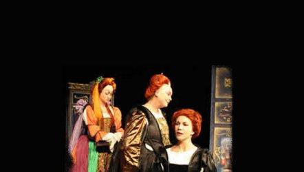 Mary Stuart - İstanbul Şehir Tiyatrosu