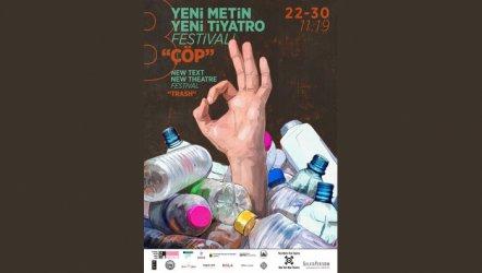 8. Yeni Metin Yeni Tiyatro Festivali Başlıyor!