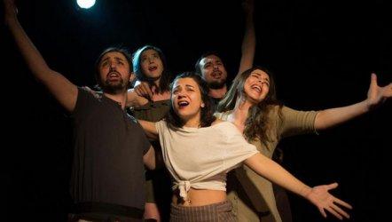 ZBAM! – tek perdelik komünalimsi oyun Kadıköy'e geliyor.