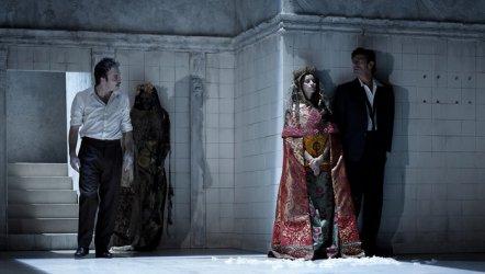 Romeo ve Juliet   Sahne Pulcherie ekranında!