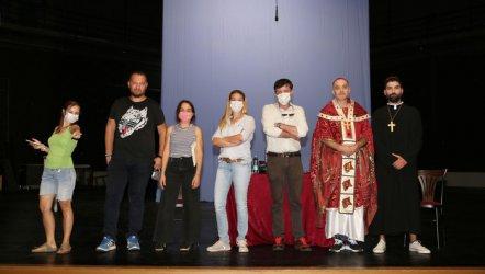 Şehir Tiyatrolarında