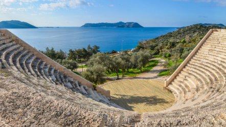 İlçenin En Güzel Etkinliklerine Ev Sahipliği Yapan Bodrum Antik Tiyatro'ya Yakın Oteller