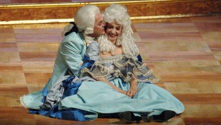 Amadeus - İstanbul Devlet Tiyatrosu 2006-2007