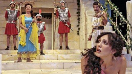 At - İstanbul Devlet Tiyatrosu 2010-2011