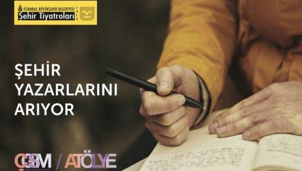 İstanbul Şehir Tiyatroları Yeni Yazarlar Projesi Devam Ediyor.