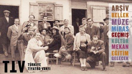 Türkiye Tiyatro Vakfı'dan